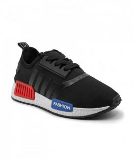 Giày nữ Sneaker đen fashion MSN8072