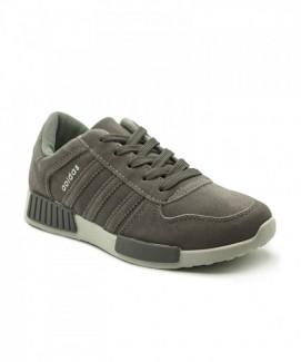 Giày nữ Sneaker xám đế trắng MSN8104