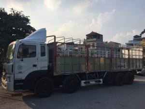 Giá xe tải thùng Hyundai 5 chân bao nhiêu,...