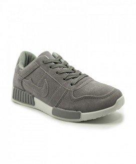 Giày nữ Sneaker xám lông chuột MSN8129