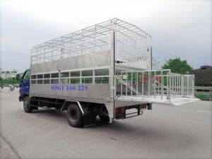 Xe Hyundai HD99 thùng chở gia súc, chở...