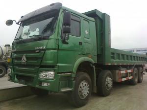 Xe ben Howo 4 chân 371 hp nhập khẩu