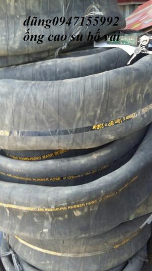 Chuyên cung cấp ống cao su hút cát hút nước