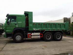 Xe ben HOWO 371HP 3chân nhập khẩu nguyên chiếc