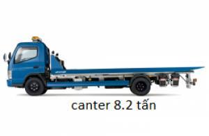 Bán xe tải fuso canter8.2 tải trọng 5 tấn thùng mi bạt thùng kín liên hệ ngay để được tư vấn cụ thể