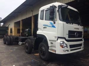 Xe tải dongfeng 4 chân L315 hỗ trợ trả góp