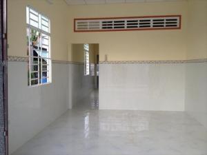 Nhà mới xây 430 triệu/ 89m2, tại ấp 1, xã trung an tp Mỹ Tho Tiền Giang
