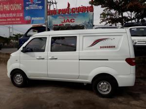 Xe bán tải Dongben 5 chổ, hỗ trợ mua trả góp