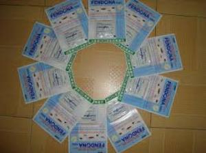 Thuốc diệt muỗi ZIKA  FENDONA 10 SC gói
