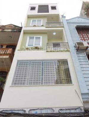 Bán nhà 4 tầng sổ đỏ chính chủ 60m2 mặt đường Quang Minh huyện Mê Linh - Hà Nội