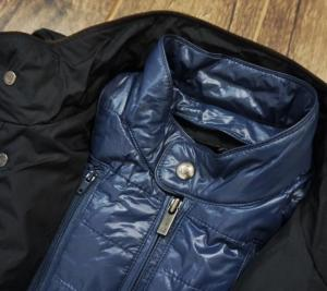 Áo khoác lông vũ Massimo Dutti chính hãng