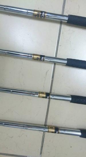 Bộ gậy golf Callaway gồm ( 3-6-9-S) và túi da mini mới 98%