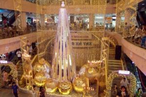 Chuyên cung cấp và lắp đặt đèn nháy trang trí Noel