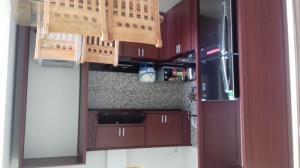 nhà với đầy đủ tiện nghi, không gian sinh hoạt thoải mái