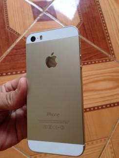 iPhone 5s gold lock nhật