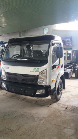 Xe tải Veam vt751 - Veam 7t1 thùng 6m1 Xe tải Veam