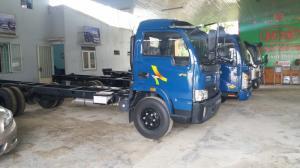 Xe tải veam vt750 7,4tấn máy huyndai hàn quốc