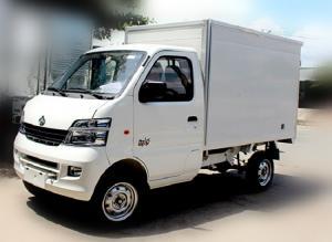 Xe tải Veam Star Changan nhỏ nhẹ chạy hàng thành phố