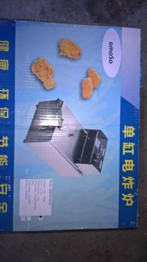 Bán bếp chiên dầu chiên khoai tây,khoai lang,cánh gà ,đồ ăn nhanh giá rẻ nhất miền Bắc.