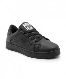 Giày nữ Sneaker đen MSN8002