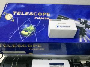 Kính thiên văn 70F400 Photon và thị kính Celestron 6mm UltraWide 66 độ