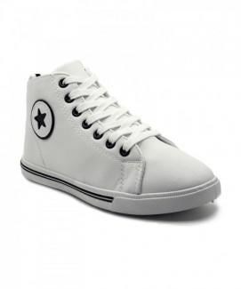 Giày nữ Sneaker trắng MSN8003