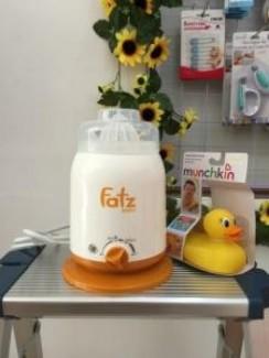 Máy hâm sữa 4 chức năng  Fatz baby