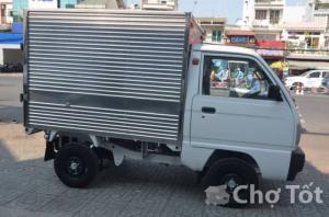 Xe tải suzuki 2014 , thùng kín 2 lớp hãng