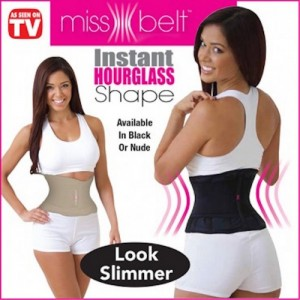 Gen nịt bụng vòng eo con kiến Miss Belt - MSN1830015