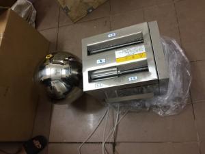 Máy làm hoàn viên thuốc đông y, máy vo viên nghệ, máy làm viên uống DZ20 giá rẻ