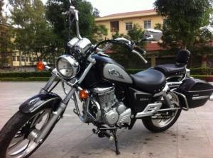 .Moto Suzuki GZ 150A fi hãng Suzuki Nhật,