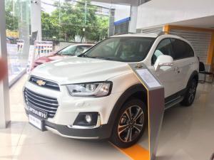 Khuyến mãi hấp dẫn dòng xe SUV CAPTIVA REVV