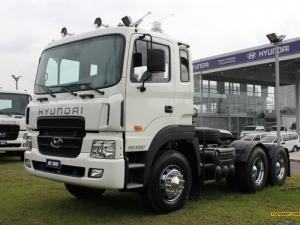 Đầu kéo HD1000, xe đầu kéo Hyundai nhập khẩu Hàn Quốc
