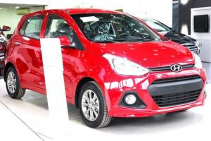 Nhận ngay Hyundai I10 Full Option nhâp khẩu nguyên chiếc chỉ với 110tr