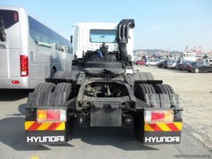 Bán xe đầu kéo Hyundai HD1000 2016 siêu tải trọng kéo theo 81 tấn, mẫu mới xe có sẵn