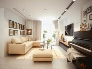 Bán gấp căn góc số 05 tầng 12 chung cư 536A Minh Khai, giá chỉ 1.5 tỷ