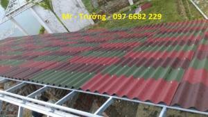 Giải pháp chống ồn cho mái khi mưa sử dụng tấm lợp sinh thái corrubit