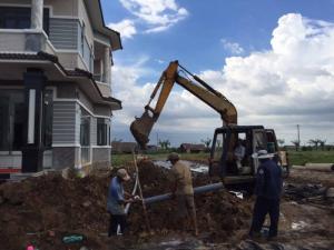 Đất dự án khu dân cư mới- 153 Dương Công Khi, Hóc Môn