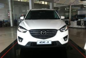 Mazda CX5 2015 Facelift