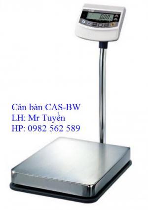 Cân bàn BW-Series, Cân bàn CAS BW