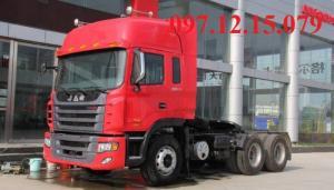 Xe đầu kéo 2 cầu màu đỏ công suất 340 Hp , 380 Hp . 420 Hp đầu cao