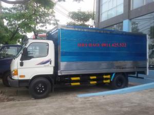 Xe thùng kín hd700