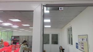 Lắp đặt kiểm soát cửa ra vào tại Thái Bính