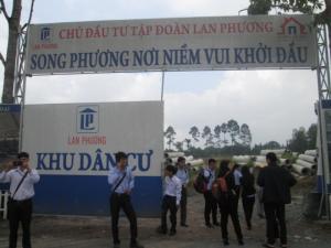 Kdc Song Phương Long Thành mở bán ngay QL 51 giá 150tr XDTD,SHR