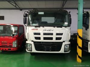 Bán xe đầu kéo Isuzu EXZ 6x4 2 Cầu Nhập khẩu Nhật Bản 2016 giá 2 tỷ 020 triệu