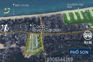 Đăng kí tham gia sự kiện mở bán Coco River Garden - nhiều ưu đãi hấp dẫn