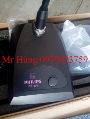 Micro hội nghị philip DK 390 chất lượng cao