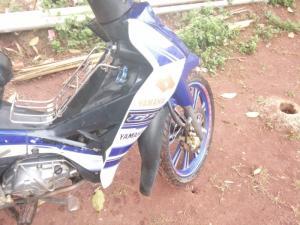Vì thiếu tiền nên phải ra chiếc xe máy