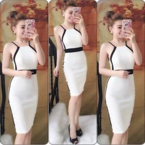 Váy body