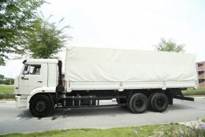 Kamaz 65117 (6x4) thùng 7,8m mới 2016 tại Kamaz Bình Phước